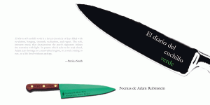 El Diario Del Cuchillo Verde / The Diary of the Green Knife / Adam Rubinstein